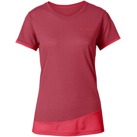 VAUDE Sveit Shirt Women red cluster